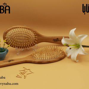 برس چوبی بامبوبرند NABA